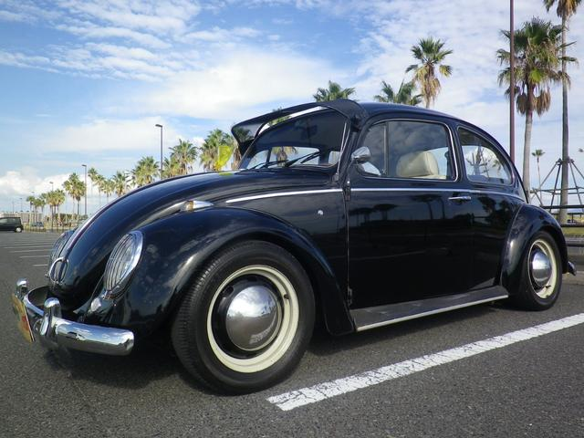 フォルクスワーゲン VW ビートル クーラー Dスピンドルローダウン マフラー Fバイザー