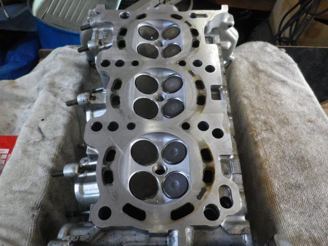 エンジンフルオーバーホール 全塗装 3インチUP(6枚目)