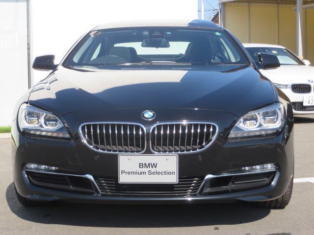 BMW BMW 640iグランクーペ 認定中古車 サンルーフ レザーシート