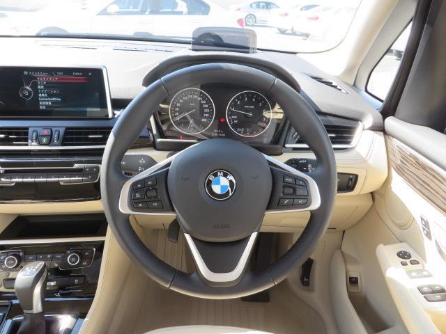 BMW BMW 218iアクティブツアラー ラグジュアリー認定中古車デモカー