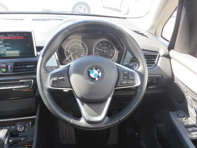 BMW BMW 218dアクティブツアラー 認定中古車 バックモニター