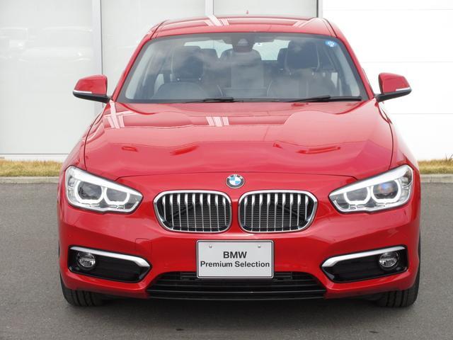 118d スタイル BMW認定中古車 ACC(4枚目)