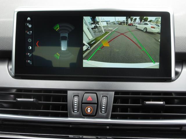 リアカメラ&PDC(パーキングディスタンスコントロール)で、車庫入れをアシスト致します。
