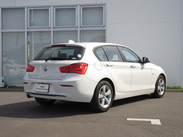 118d スポーツ BMW認定中古車 ACC(2枚目)