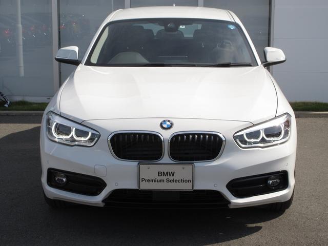 118d スポーツ BMW認定中古車 ACC(4枚目)