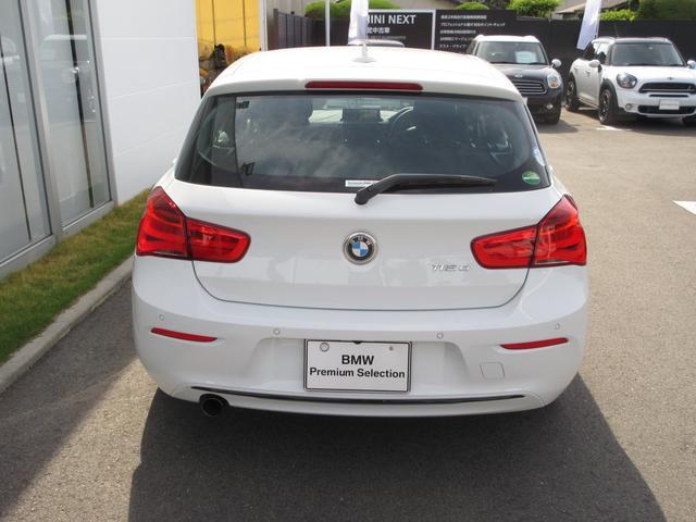 118d スポーツ BMW認定中古車 ACC(5枚目)