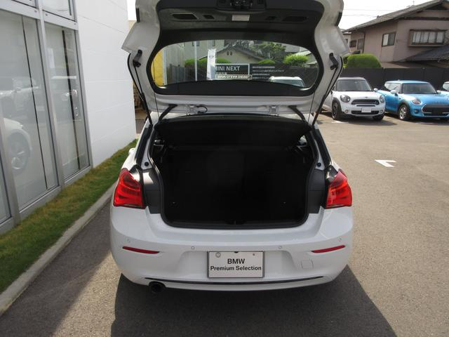 118d スポーツ BMW認定中古車 ACC(6枚目)
