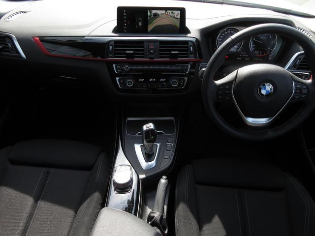 118d スポーツ BMW認定中古車 ACC(10枚目)