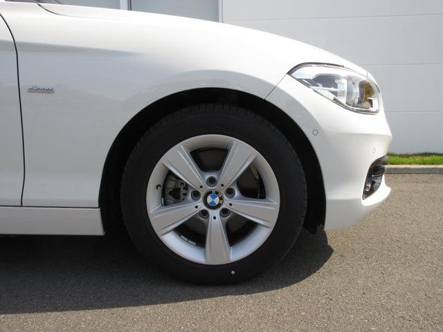 118d スポーツ BMW認定中古車 ACC(20枚目)