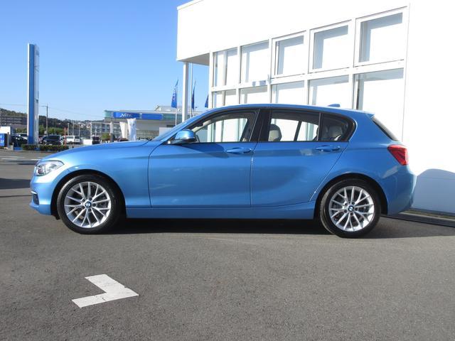 118i ファッショニスタ BMW正規認定中古車 レザー(5枚目)