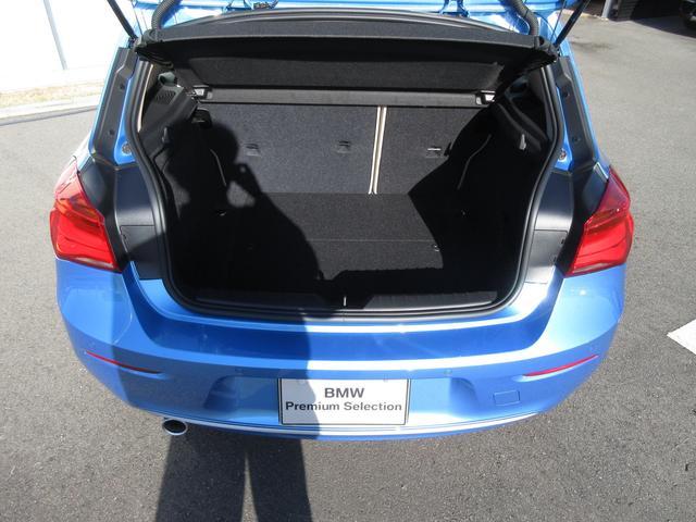 118i ファッショニスタ BMW正規認定中古車 レザー(6枚目)