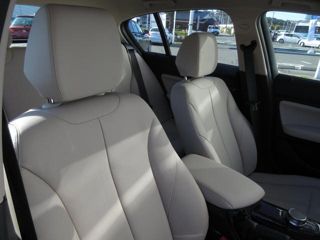 118i ファッショニスタ BMW正規認定中古車 レザー(7枚目)