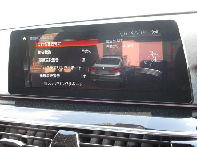 523d ブラックアウト 限定車 BMW正規認定中古車(15枚目)