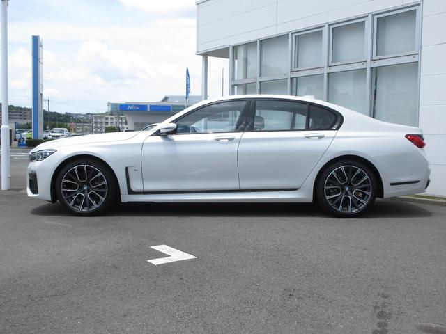 740i Mスポーツ LCI BMW正規認定中古車(2枚目)