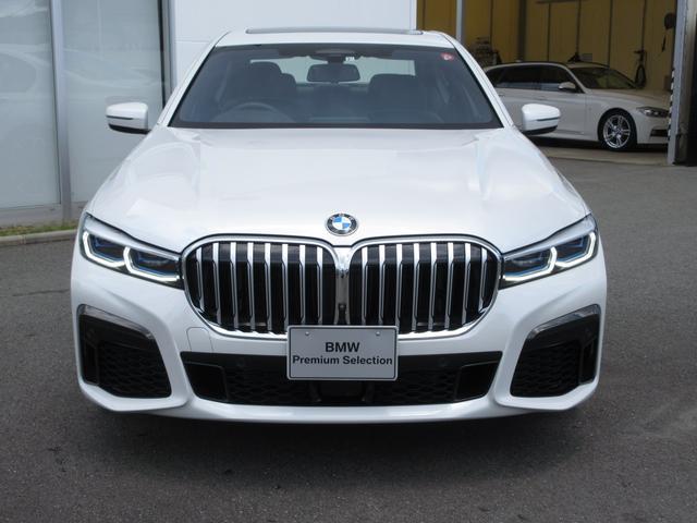 740i Mスポーツ LCI BMW正規認定中古車(3枚目)