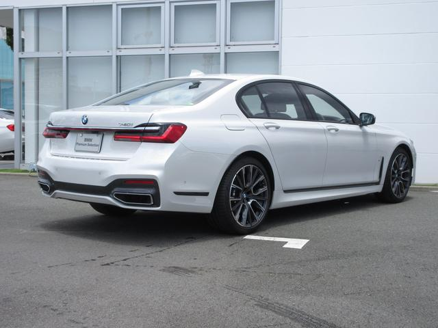 740i Mスポーツ LCI BMW正規認定中古車(7枚目)