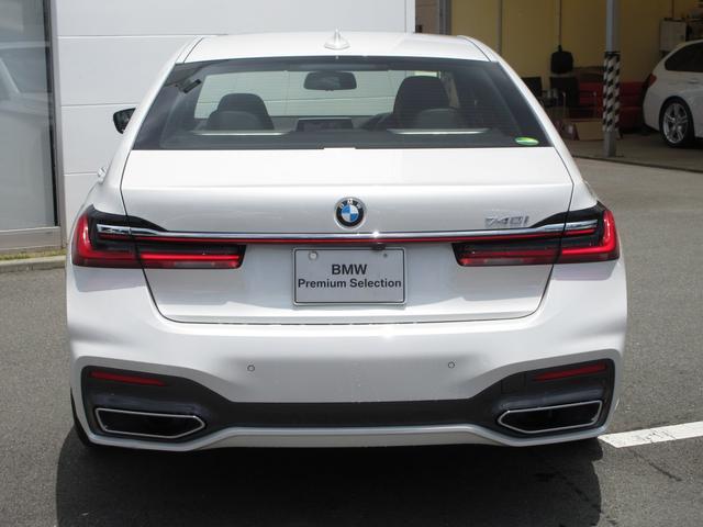 740i Mスポーツ LCI BMW正規認定中古車(8枚目)