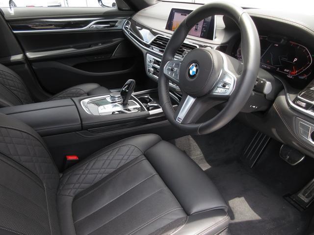 740i Mスポーツ LCI BMW正規認定中古車(12枚目)