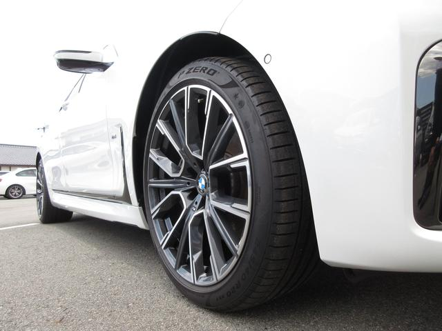 740i Mスポーツ LCI BMW正規認定中古車(44枚目)