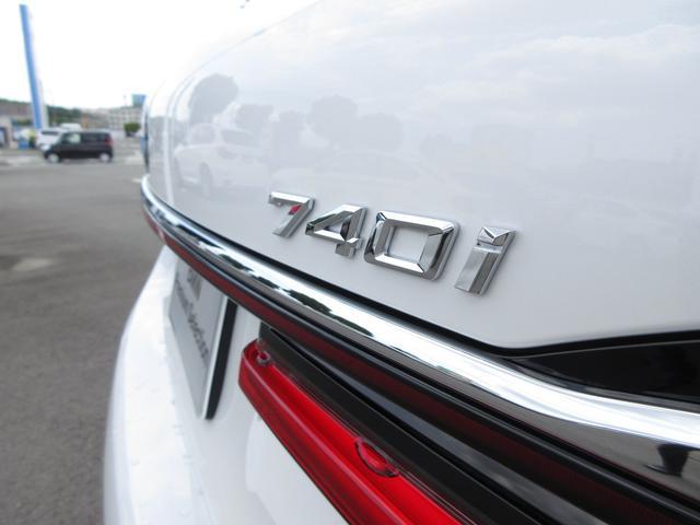 740i Mスポーツ LCI BMW正規認定中古車(49枚目)