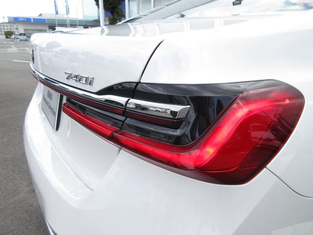 740i Mスポーツ LCI BMW正規認定中古車(50枚目)