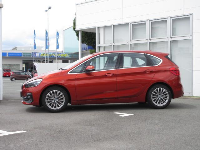 218dアクティブツアラー ラグジュアリー BMW認定中古車(2枚目)