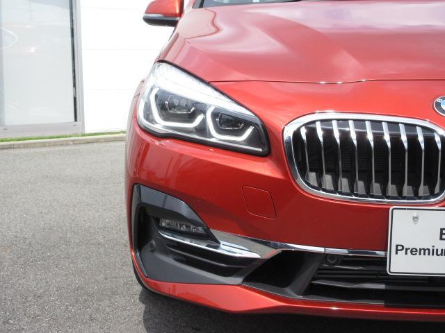 218dアクティブツアラー ラグジュアリー BMW認定中古車(4枚目)