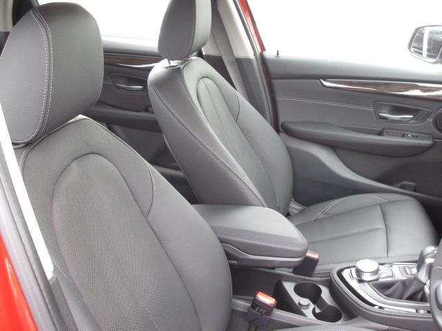 218dアクティブツアラー ラグジュアリー BMW認定中古車(11枚目)