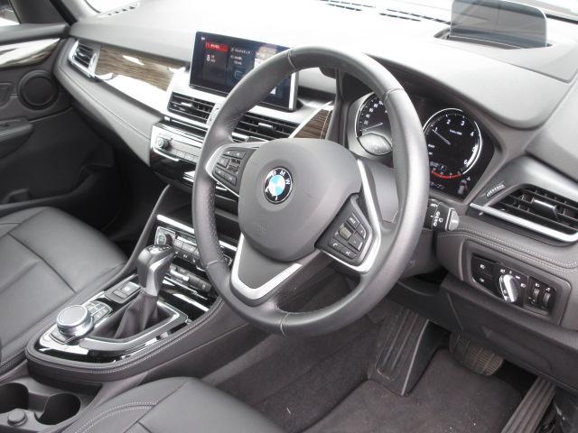 218dアクティブツアラー ラグジュアリー BMW認定中古車(12枚目)