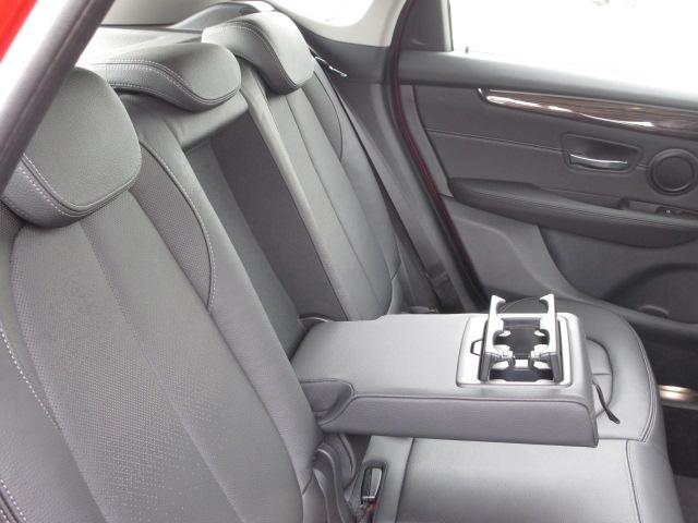 218dアクティブツアラー ラグジュアリー BMW認定中古車(15枚目)