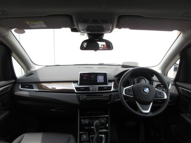 218dアクティブツアラー ラグジュアリー BMW認定中古車(17枚目)