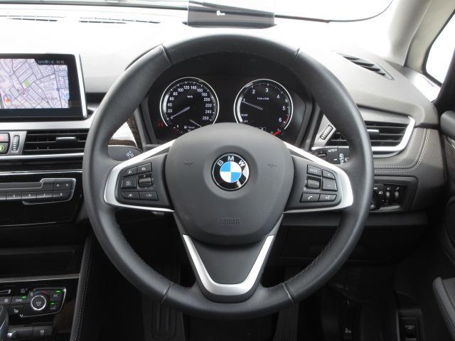 218dアクティブツアラー ラグジュアリー BMW認定中古車(30枚目)