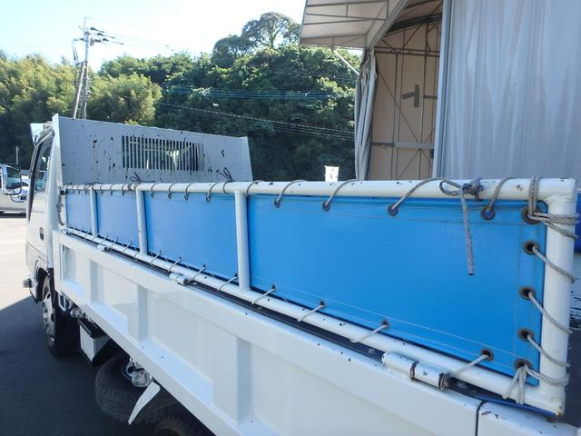 強化ダンプ 3t積載 低床 新明和ダンプ ETC(10枚目)
