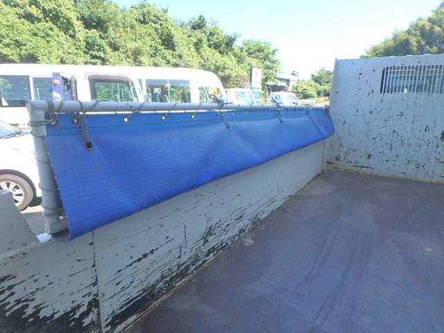強化ダンプ 3t積載 低床 新明和ダンプ ETC(11枚目)