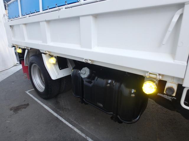 強化ダンプ 3t積載 低床 新明和ダンプ ETC(14枚目)