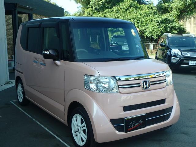 「ホンダ」「N-BOX」「コンパクトカー」「熊本県」の中古車44