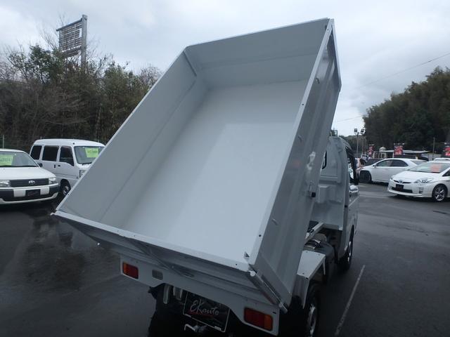 清掃深ダンプ パートタイム4WD 全塗装済 5速MT(7枚目)