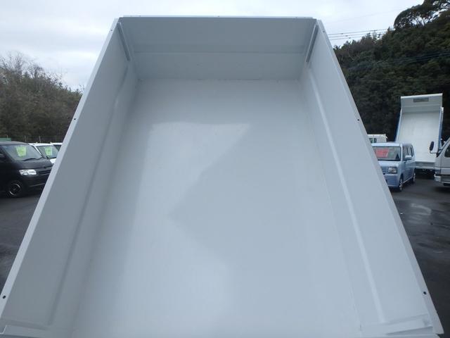 清掃深ダンプ パートタイム4WD 全塗装済 5速MT(9枚目)