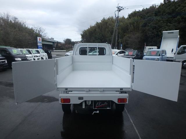清掃深ダンプ パートタイム4WD 全塗装済 5速MT(18枚目)