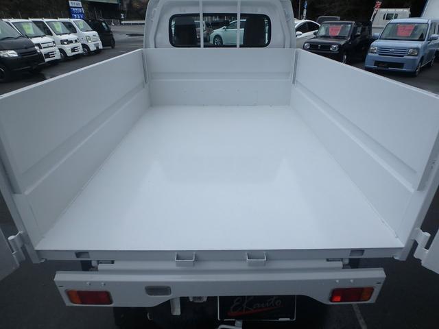 清掃深ダンプ パートタイム4WD 全塗装済 5速MT(19枚目)