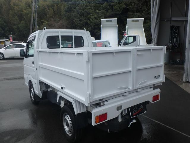 清掃深ダンプ パートタイム4WD 全塗装済 5速MT(20枚目)
