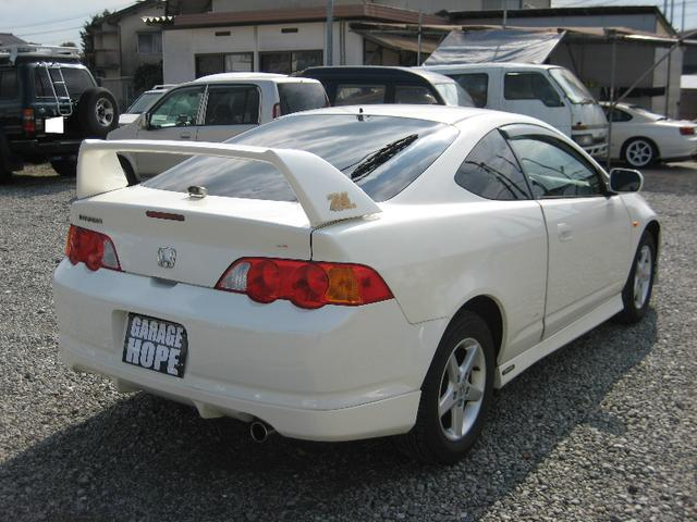 ホンダ インテグラ iS モデューロエアロ リヤウィング 15AW Goo鑑定車
