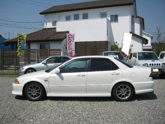 ホンダ トルネオ ユーロR VTEC 5速マニュアル 車高調 Goo鑑定車