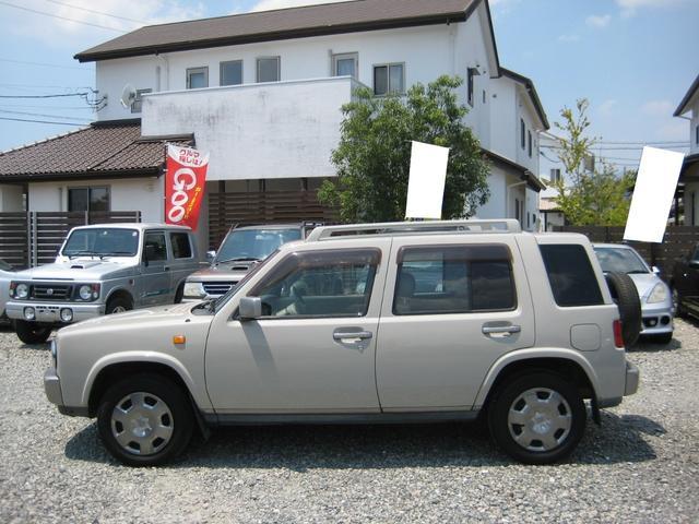 「日産」「ラシーン」「SUV・クロカン」「熊本県」の中古車6
