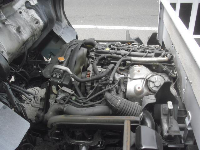 3000ccディーゼルターボ エンジンも良好です