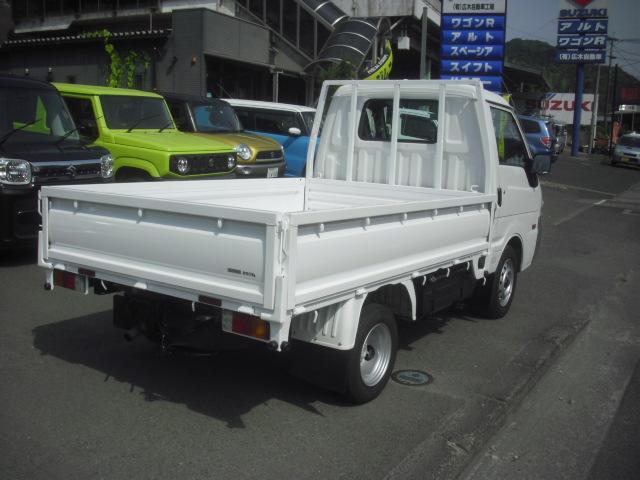 スーパーローDX 最大積載量850kg 塗装済み Wタイヤ(5枚目)