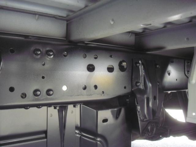 スーパーローDX 最大積載量850kg 塗装済み Wタイヤ(18枚目)
