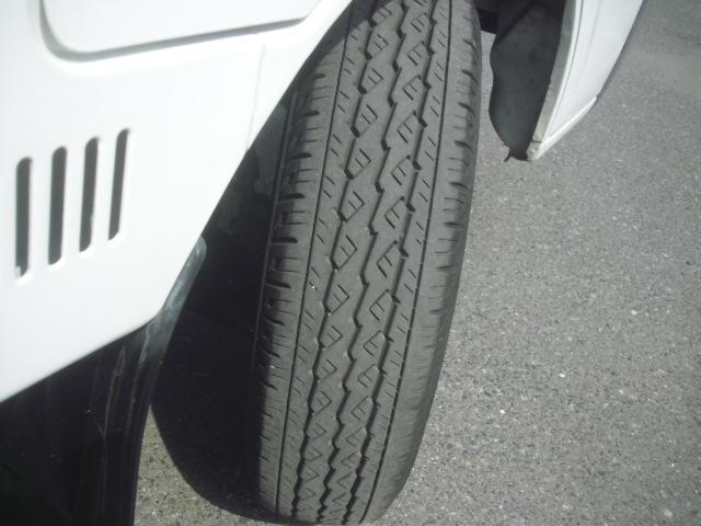 スーパーローDX 最大積載量850kg 塗装済み Wタイヤ(19枚目)