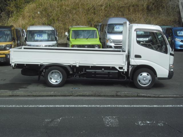 セミロング  荷台内寸356x160cm 塗装済 2トン(8枚目)