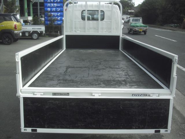 セミロング  荷台内寸356x160cm 塗装済 2トン(10枚目)